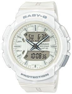 Casio Baby-G Uhr BGA-240BC-7AER Armbanduhr weiß