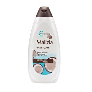 MALIZIA  Latte di Cocco - Kokosmilch  Badeschaum 500 ml