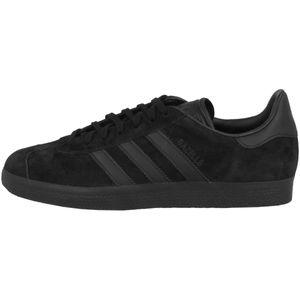 adidas Originals Herren Sneaker Gazelle Schwarz Schuhe, Größe:44
