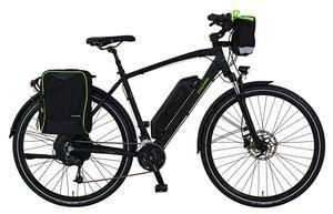"""PROPHETE Entdecker Alu-Trekking-Herrenrad Premium e2.1 28"""" AEG EasyDrive + Hinterradmotor"""