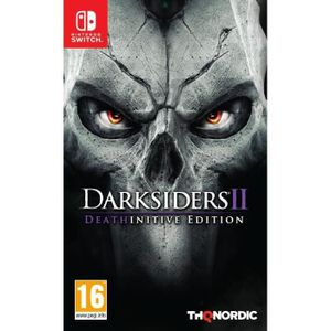 Darksiders II Deathinitive Edition Spiel wechseln