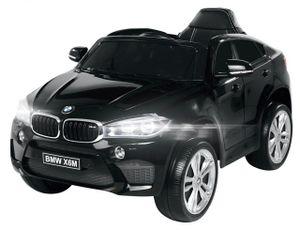 Kinder-Elektroauto BMW X6M F16 Lizenziert (Schwarz)