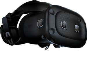 HTC Cosmos Elite Headset, Dediziertes obenmontiertes Display, Schwarz, 2880 x 1700 Pixel, 90 Hz, 110°, 3.2 Gen 1 (3.1 Gen 1)