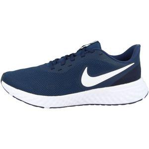Nike Revolution 5 Laufschuhe Herren Dunkelblau (BQ3204 400) Größe: 47,5