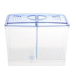 Aquarium Isolation Box Fischzucht Box Für Aquarium Hatchery Clear