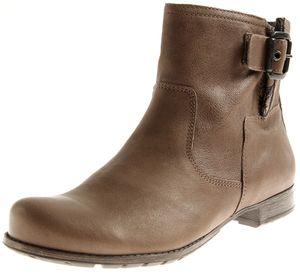 Think! 5-85027 DENK! Damen Stiefeletten Lederschuhe Schuhe Leder Wechselfußbett