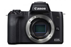 Canon EOS M50, 24,1 MP, 6000 x 4000 Pixel, CMOS, 4K Ultra HD, Touchscreen, Schwarz