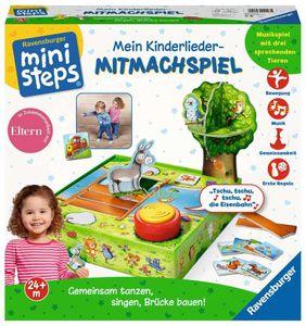 Mein Kinderlieder-Mitmachspiel Ravensburger 04143