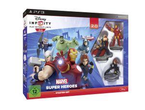 Disney Infinity 2.0 - Marvel Super Heroes