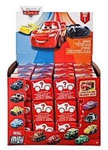 Mattel GKD78 Disney Cars Mini Racers Blindpack Sortiment