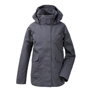 Didriksons Unn Womens Jacket - Regenjacke , Größe_Bekleidung_NR:42, Didriksons_Farbe:navy dust