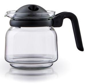 Glas Teekanne Venezia mit Deckelfilter 0,75L