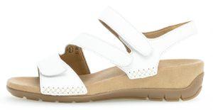 Gabor damen sandalen 63.734.21 - leder - 42 EU