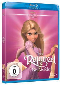 Rapunzel (Disney Classics) [Blu-ray]