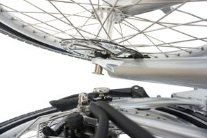 Konf. GAS: E-Bike Klapprad Mobilemaster TOURING 7G, Drehmomentsensor
