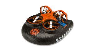 Trix - 3-IN-1 Drohne, Luftkissenfahrzeug orange