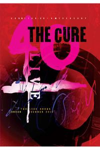 The Cure - 40 Live - Curætion 25 - Anniversary -   - (DVD Video / Pop / Rock)
