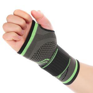Handgelenkstuetze aermel Halbfinger-Handgelenkband Handgelenk-Handflaechenstuetze Kompressionshandgelenkmanschette fuer Maenner Frauen