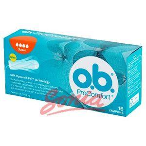 O.b.procomfort Super Tampons Bequeme 1OP.-16PCS