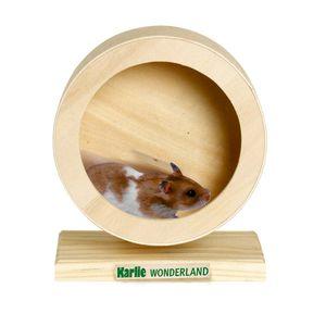Karlie - BOGIE WHEEL Holz-Laufrad - 15 cm
