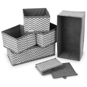 Aufbewahrungsboxen 6 Stück