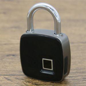 Fingerabdruck Vorhängeschloss Kofferschloss Türschloss Smart Biometric Lock