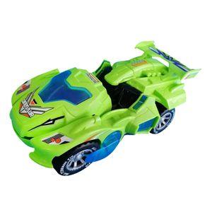 Dinosaurier Roboter Manuelle Transformatoren Spielzeugauto Spielzeug für Kinder Grün 20,5 x 11 x 9 cm