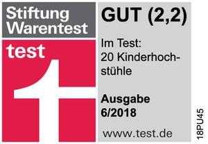 Safety 1st Mitwachsender Hochstuhl Timba Holz 27620100