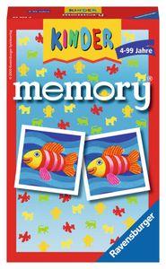 Ravensburger 23103 - Kinder memory® - Mitbringspiel