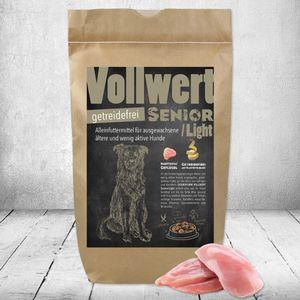 DOGREFORM VOLLWERT Senior/Light - getreidefrei für den älteren Hund 6 kg