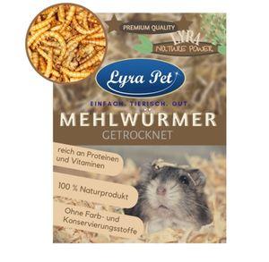 5 kg Lyra Pet® Mehlwürmer für Nager