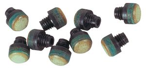 Winsport Schraubleder M 8, 12 mm , im Beutel mit 10 Stück