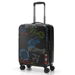 reisenthel  Reisetrolley S special edition stamps Koffer 55cm