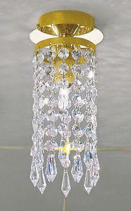 Kolarz Einbauleuchte/Spots Charleston 24 Karat Gold Handarbeit, Italy,Made with SWAROVSKI