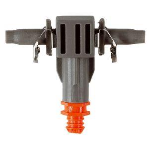 Gardena Inline Drip Head 2 l/h, Kunststoff, Grau, Orange