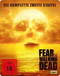 Fear the Walking Dead - Season 2 Steelbook