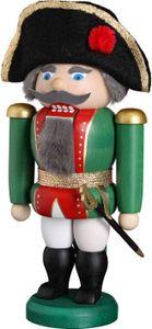Nußknacker Figur Weihnachten original Erzgebirge Seiffen General 11459 NEU