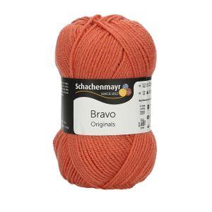 Schachenmayr Bravo, 9801211-08027, Farbe:Lily, Handstrickgarne