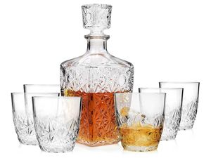 Bormioli Whiskyset Dedalo 7-teilig