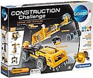 Construction Challenge - Kräne & Aufzüge (Experimentierkasten)