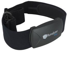 Runalyzer BLUE Heart Rate Monitor, Brustgurt für iPhone 5 / 6 & iPod touch 5
