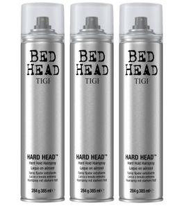 Tigi Hard Head Haarspray (3er-Pack), 3 x 385 ml