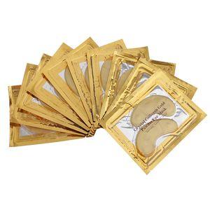 Crystal Collagen Augenpads, Anti-Aging, Anti-Wrinkle, Moisturising, 10 Stück/Pack - Nie wieder Augenringe!