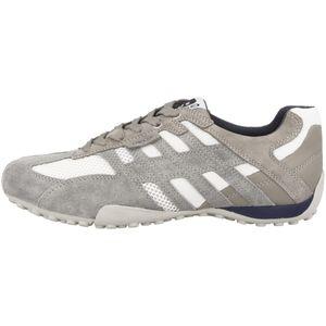GEOX U Snake K Herren Sneaker Grau U4207K 02214 C0463, Größenauswahl:44