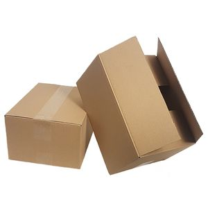 "25 Faltkartons 300 x 215 x 140 mm, 1 wellig (kleiner Versandkarton) ""KK 30"""
