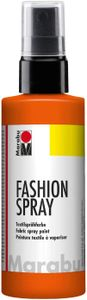 "Marabu Textilsprühfarbe ""Fashion Spray"" rotorange 100 ml"