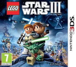 Activision Lego Star Wars III: The Clone Wars