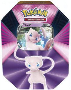 Pokemon Sammelkarten Tin Box V-Power, Charakter:Mew-V