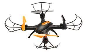 Denver Drohne mit Kamera DCW-380, Farbe: Schwarz/Orange