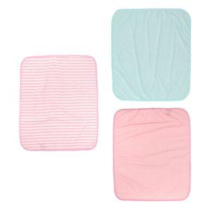 3x Waschbar Atmungsaktiv Inkontinenz-Bettunterlage Matratzenauflage Inkontinenzauflage Inkontinenzunterlage Matratzen Auflage, Wiederverwendbar